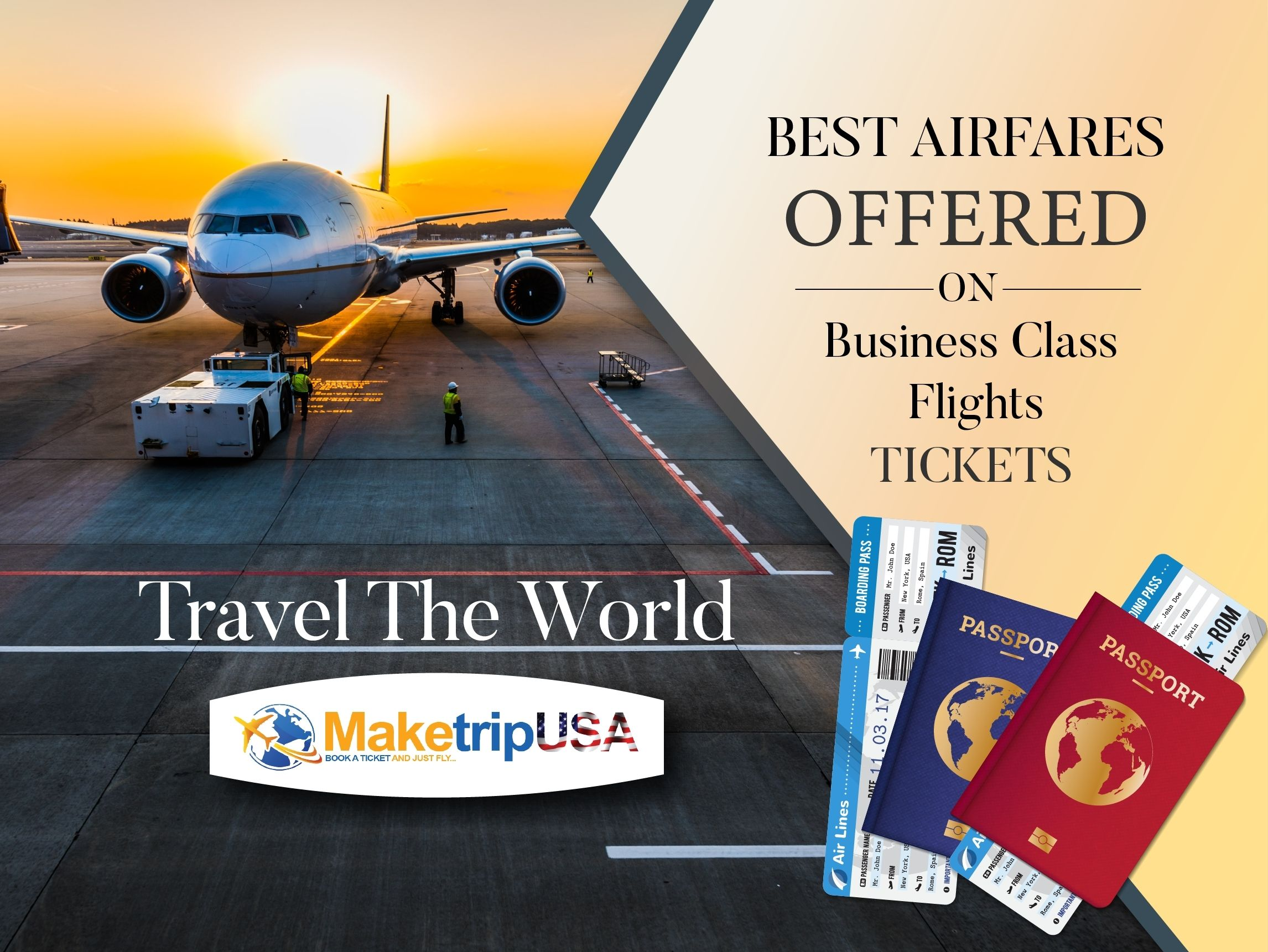 Best Airfares on Business Class